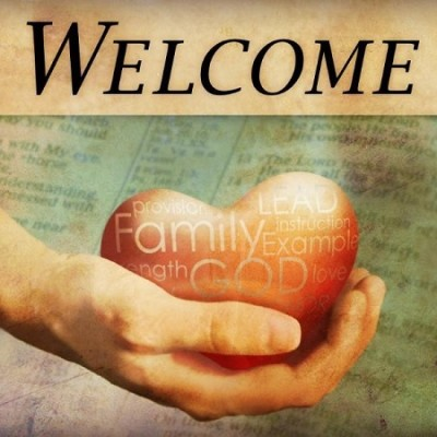 Welcome-Background-with-a-Hand-and-Heart