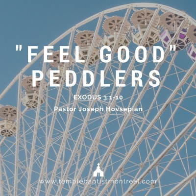 """Feel Good' Peddlers"