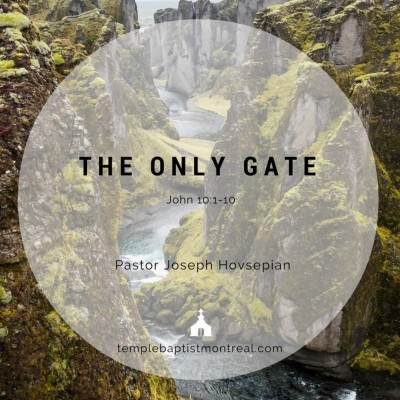 The Only Gate