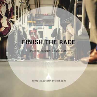 Finish the Race