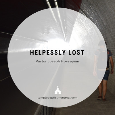 Helplessly Lost