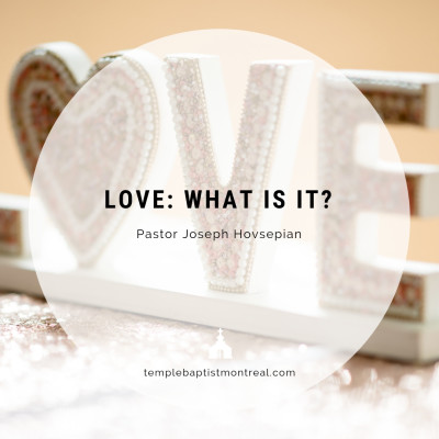 LOVE: What Is It?
