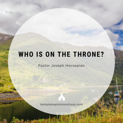 Who Is On the Throne?