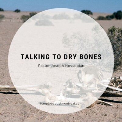Talking to Dry Bones