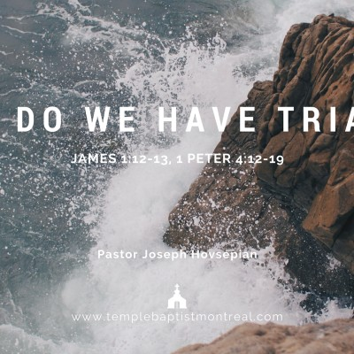 Why Do We Have Trials?
