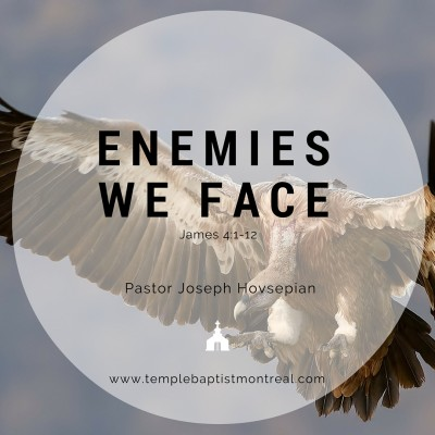 Enemies We Face