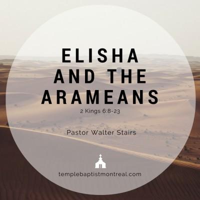 Elisha and the Arameans
