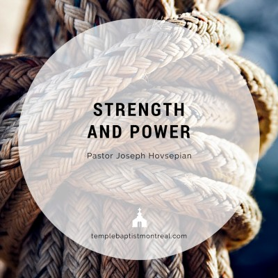 Strength and Power