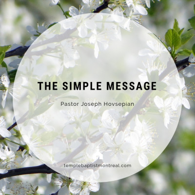 The Simple Message