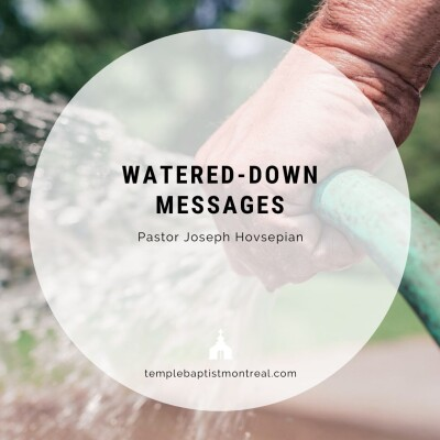 Watered-down Messages
