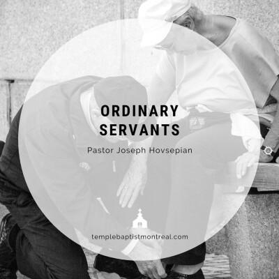 Ordinary Servants
